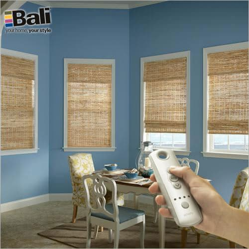 Mad About Motors Motorized Blinds For Your Home The Finishing Touch
