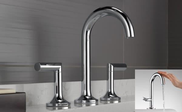 The Kitchen & Bath Industry Brizo Odin Faucet