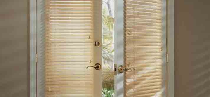 Window FAQ How Do You Measure for Blinds on Doors The