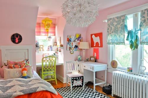 Annabel's Daughter's Bedroom