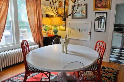 Annabel's Dining Room