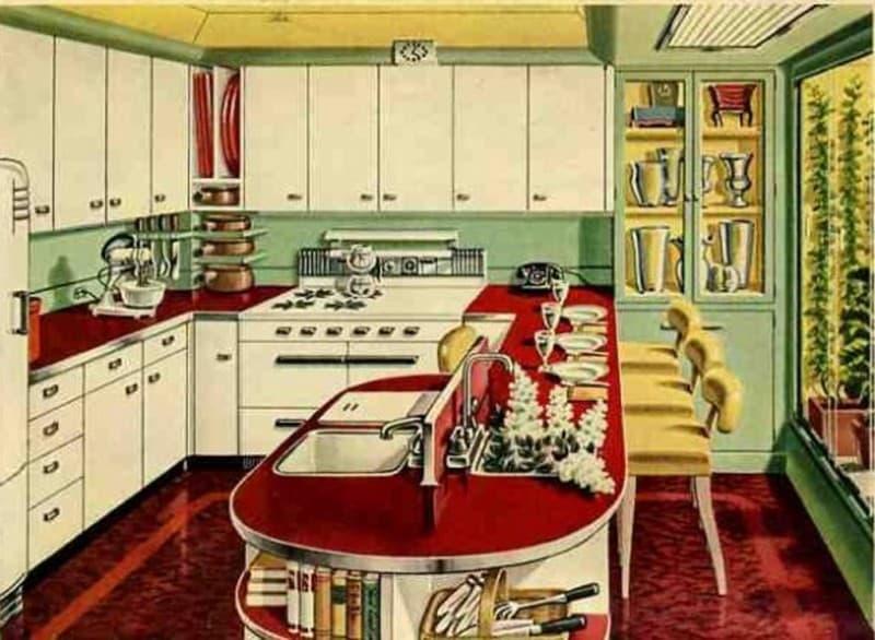 kitchen-decorating-ideas-retro-decor