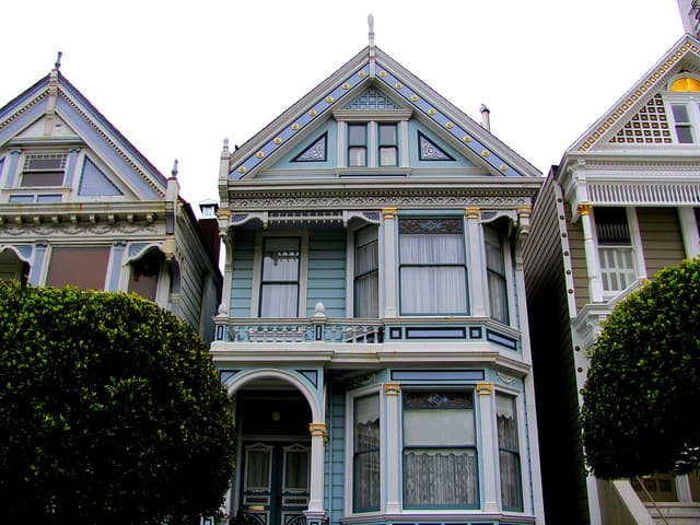 paintedlady2 A Window Into the Past: San Franciscos Painted Ladies
