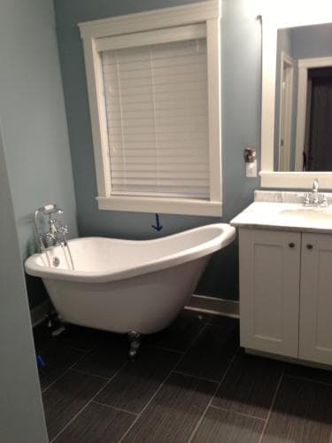 Best faux wood blinds customer reviews for Best blinds for bathrooms
