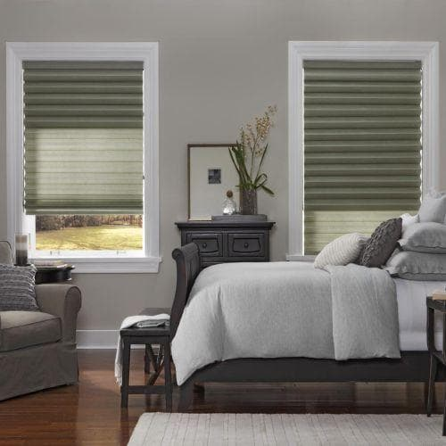 Blinds.com Signature Roman Pleat Shades