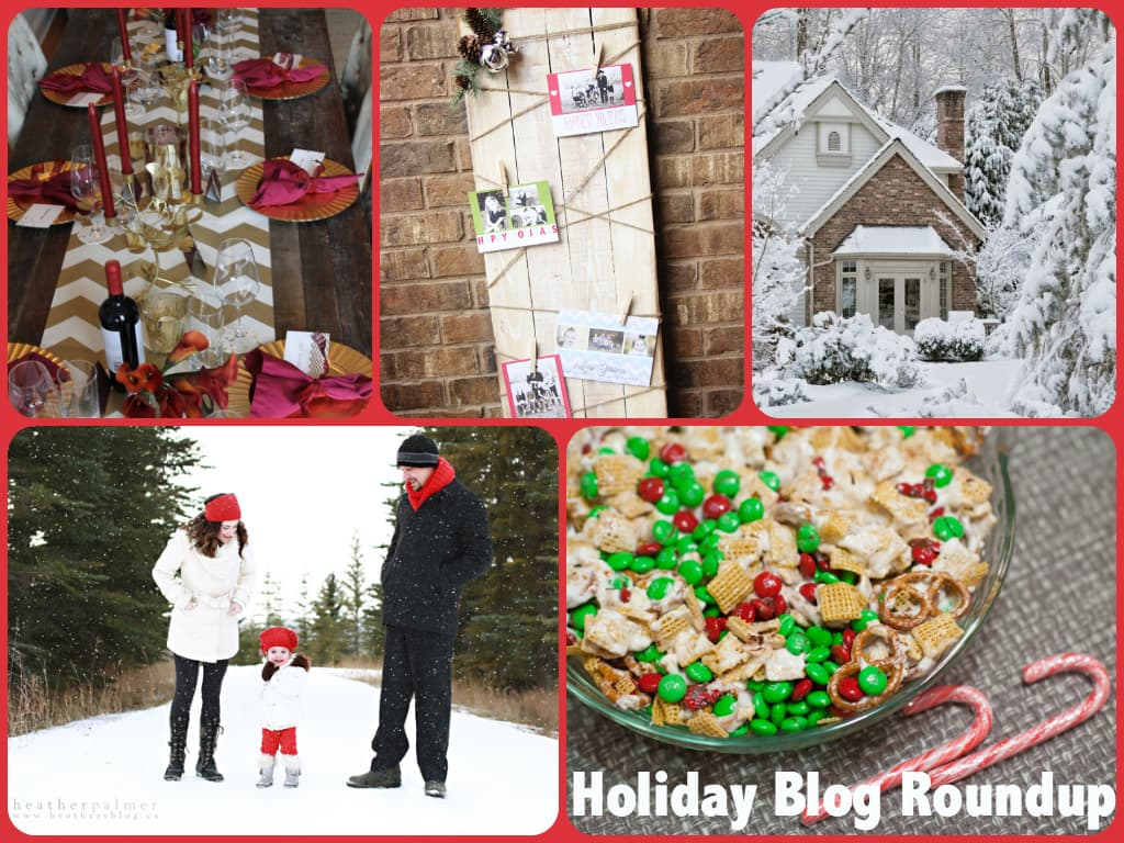 holiday blog roundup