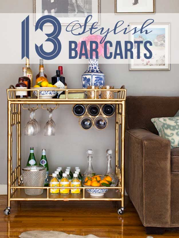 bar carts