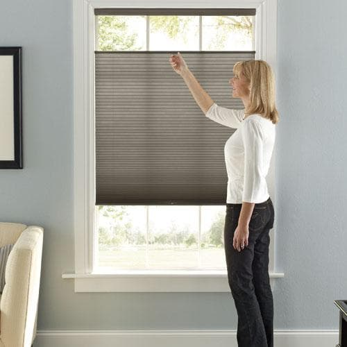 How to Stop Window Drafts with Insulating Window Shades The