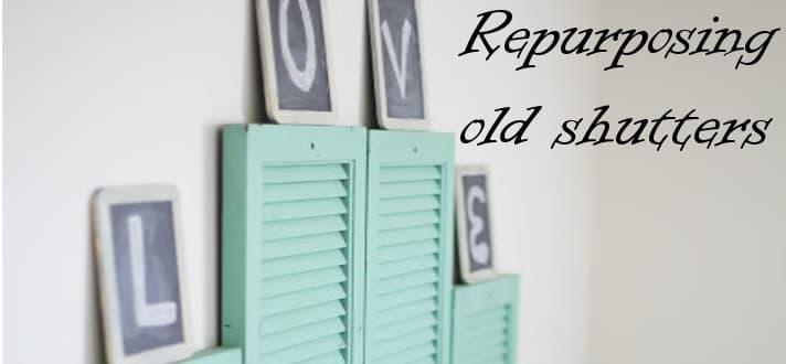 olde shutters