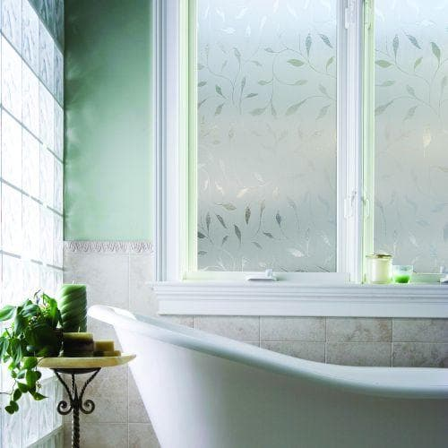 Thomas Hicks Decorative Window Film From Blinds.com. How It Works