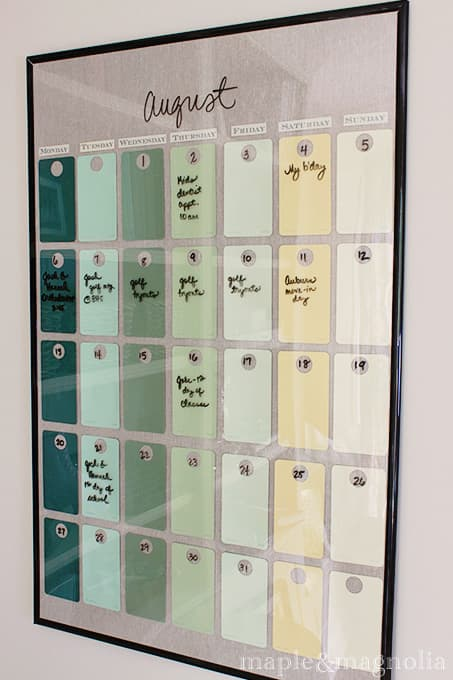 Diy Calendar For Him : Dorm room decor deck out your desk the finishing touch