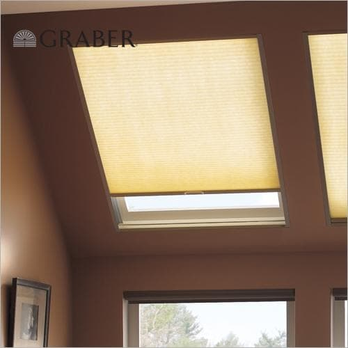 Graber solar sky light shade