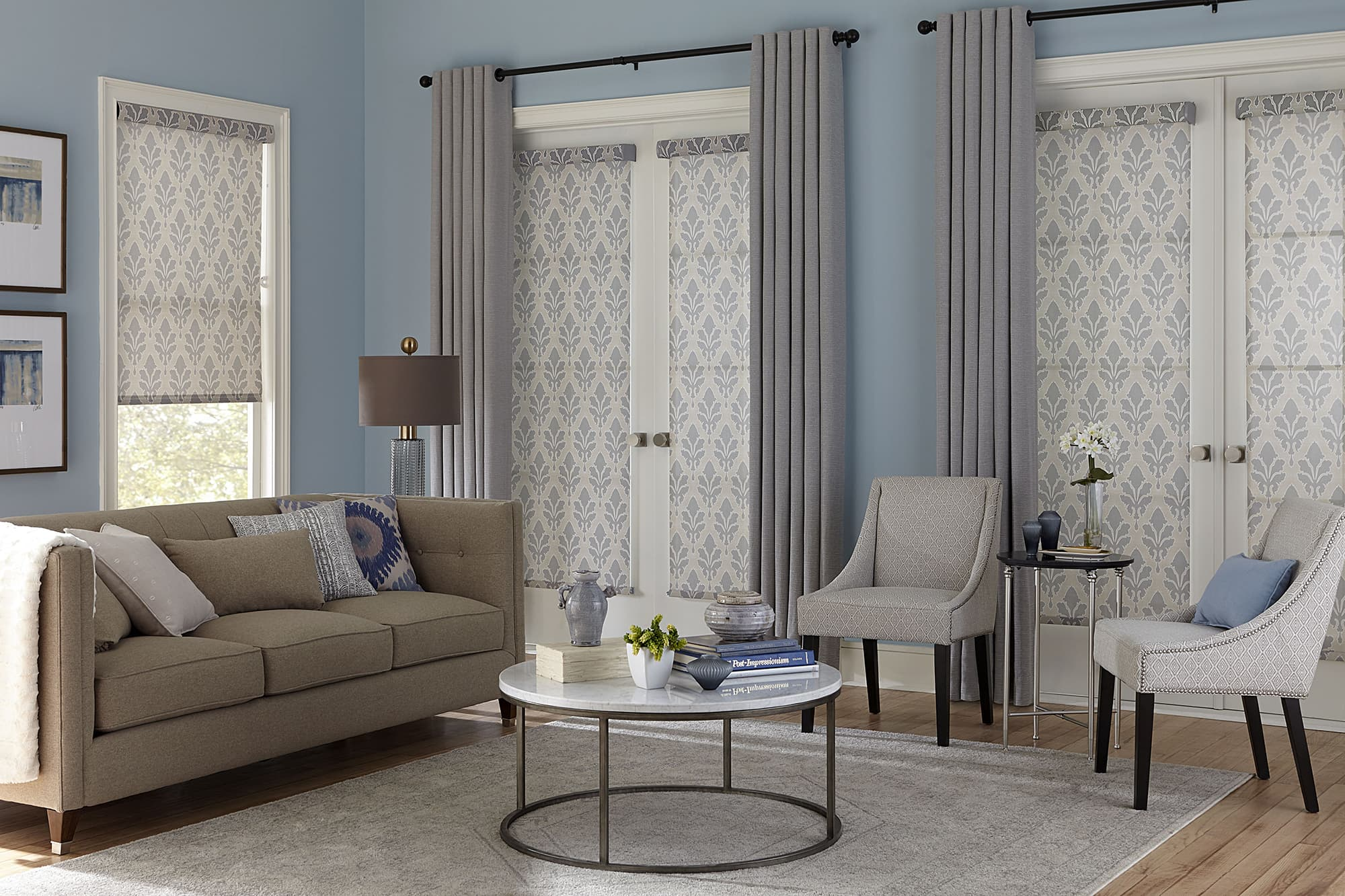 10 things you must know when buying blinds for doors the for Door window shades blinds
