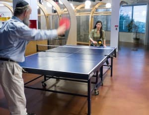 Blinds.com Ping Pong