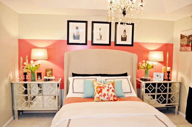 bright bedroom Blogs We Love: Live Laugh Decorate