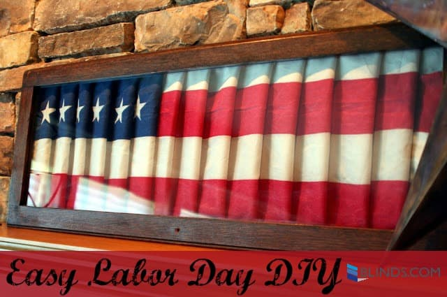 labor day flag