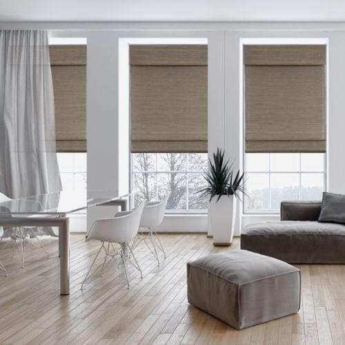woven wood Whats New With Woven Wood Shades  Find Out Now!