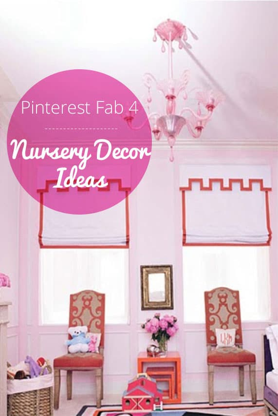 cover page nursery ideas1 Pinterest Fab 4: Nursery Decor Ideas