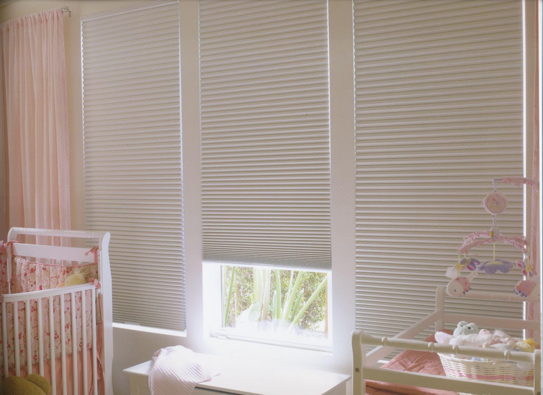 Nursery Window Treatments