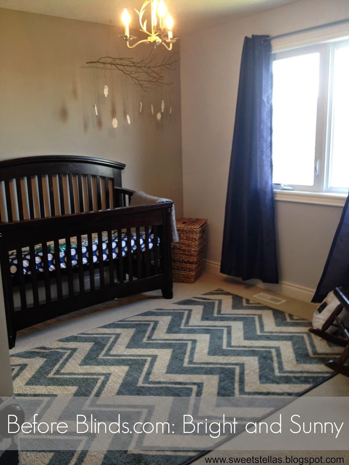 blackout shades for nursery