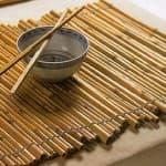 DIY Bamboo Placemats