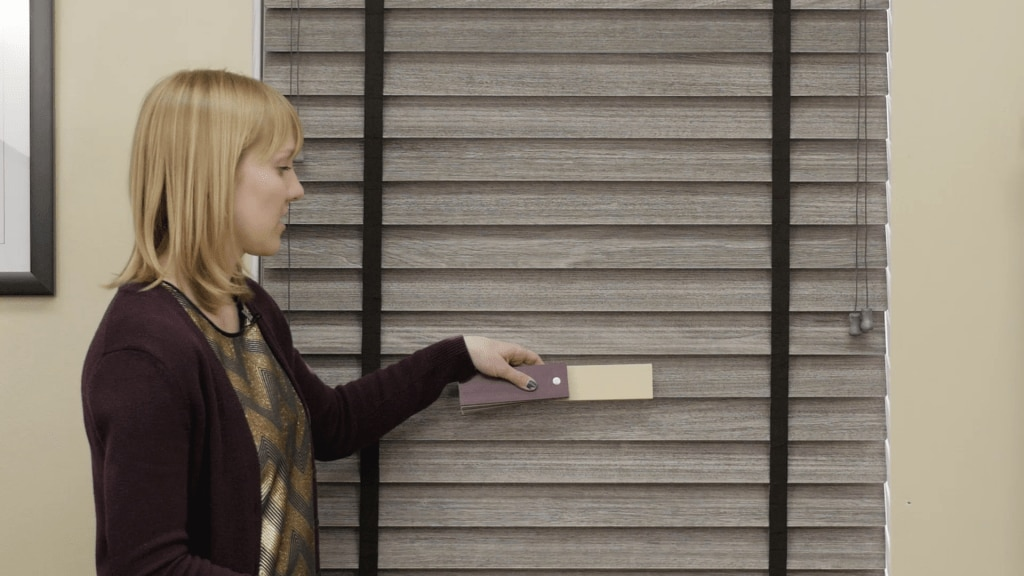 Blinds.com Architectural Wood Blinds