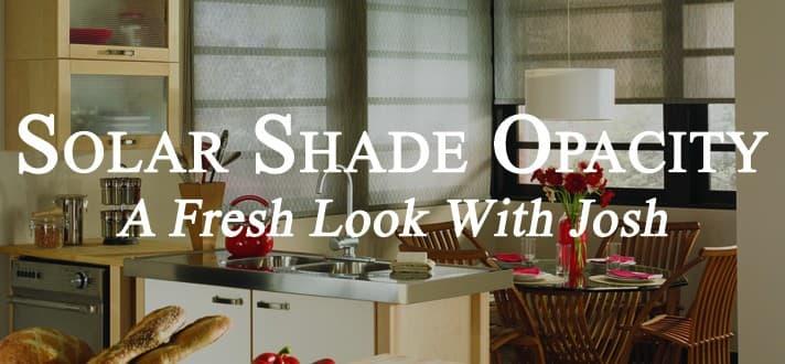 Solar Shade Post - Blog