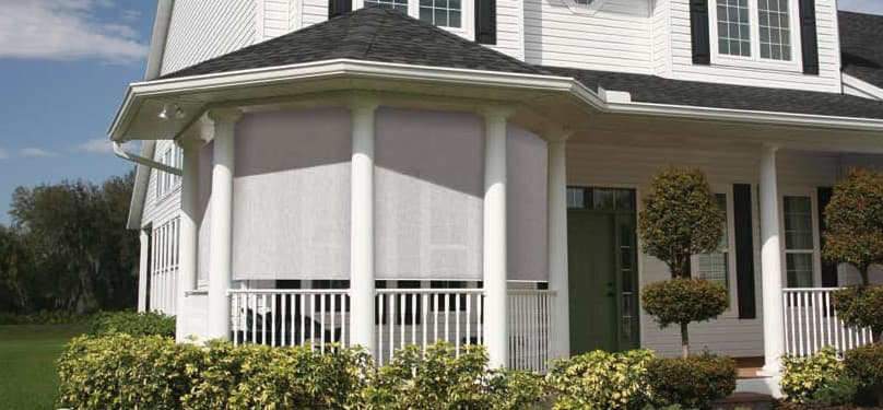 Can Exterior Shades Block Wind And Rain From A Gazebo? Part 82