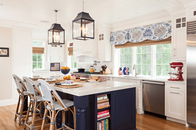 32 Entertaining Friendly Kitchen Islands The Finishing Touch