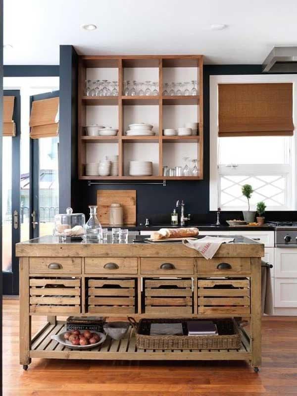 Best 25 Homemade Kitchen Island Ideas On Pinterest  Kitchen Fair Affordable Kitchen Islands Review
