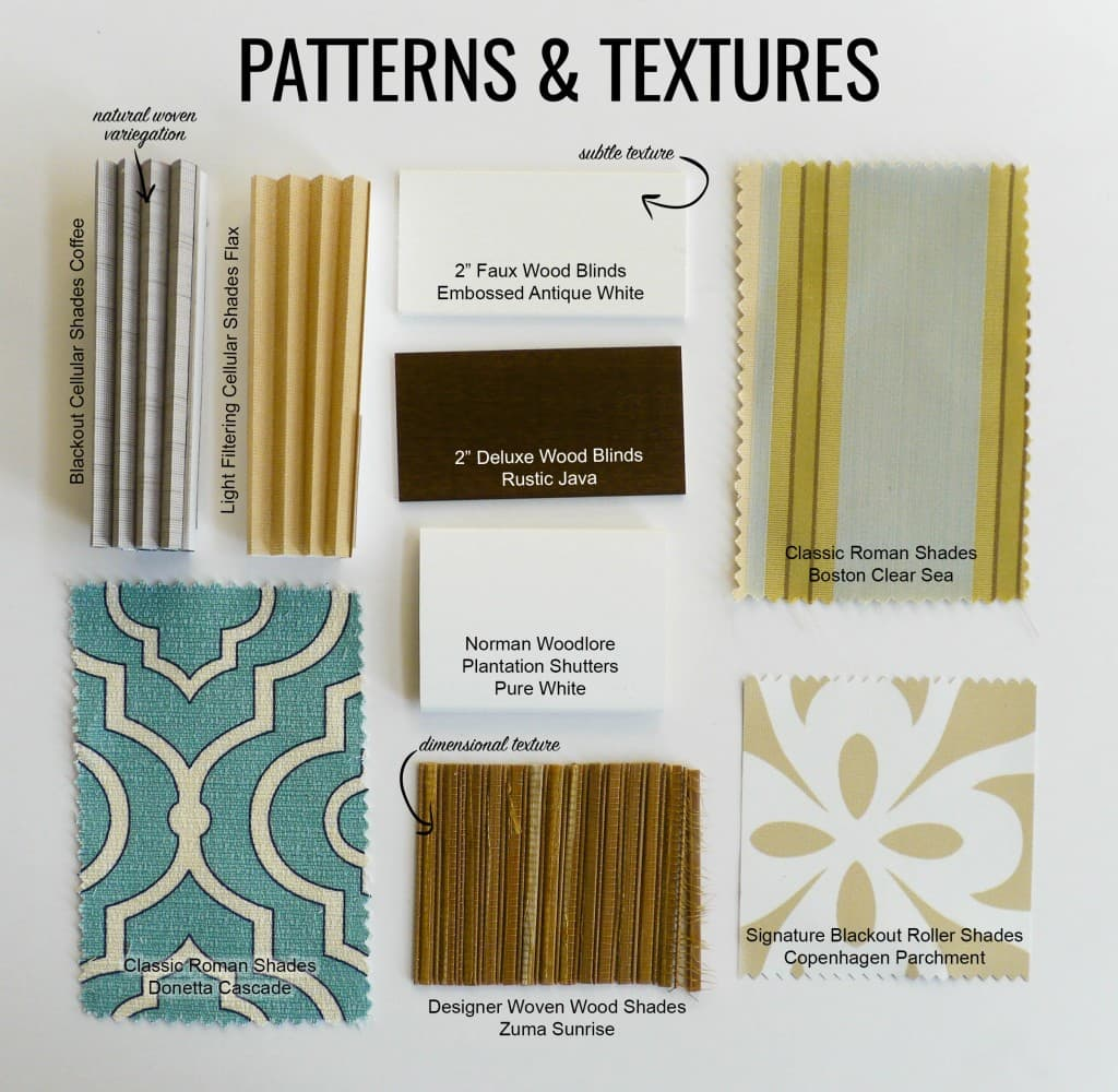 patterns and textures