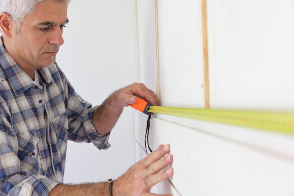 professional blinds measuring