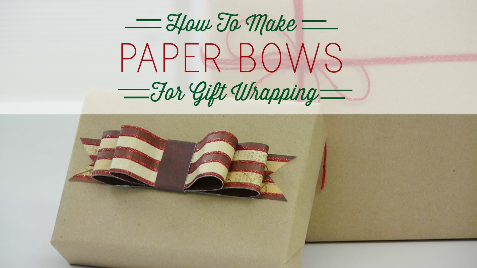 Paper-Bows