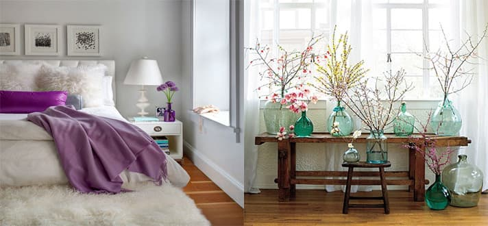 mid season decor winter to spring decorating ideas