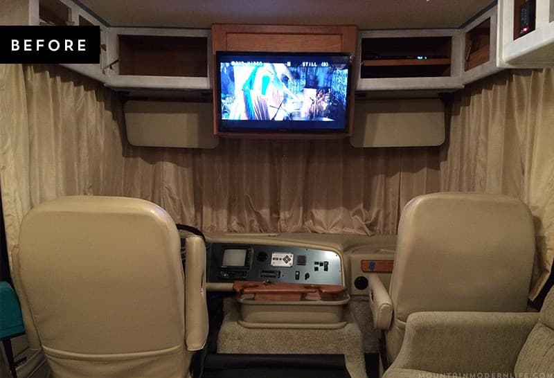 Lovingly Restored RV Gets Modern Privacy with Roller ...
