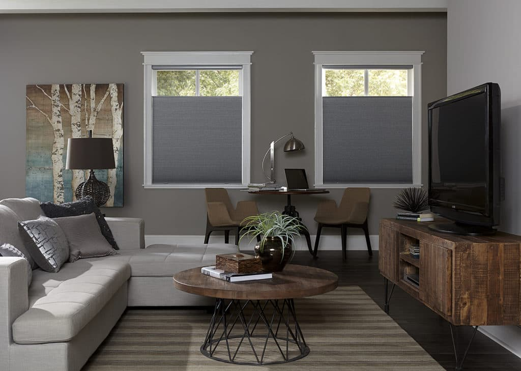Blinds.com Blackout Cellular Shades in Mineral