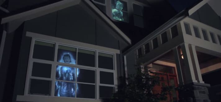 12 truly terrifying ways to decorate your windows for halloween