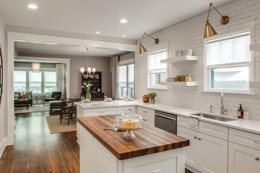 kitchen design nashville property brothers nashville home gets upgrade with white 1281
