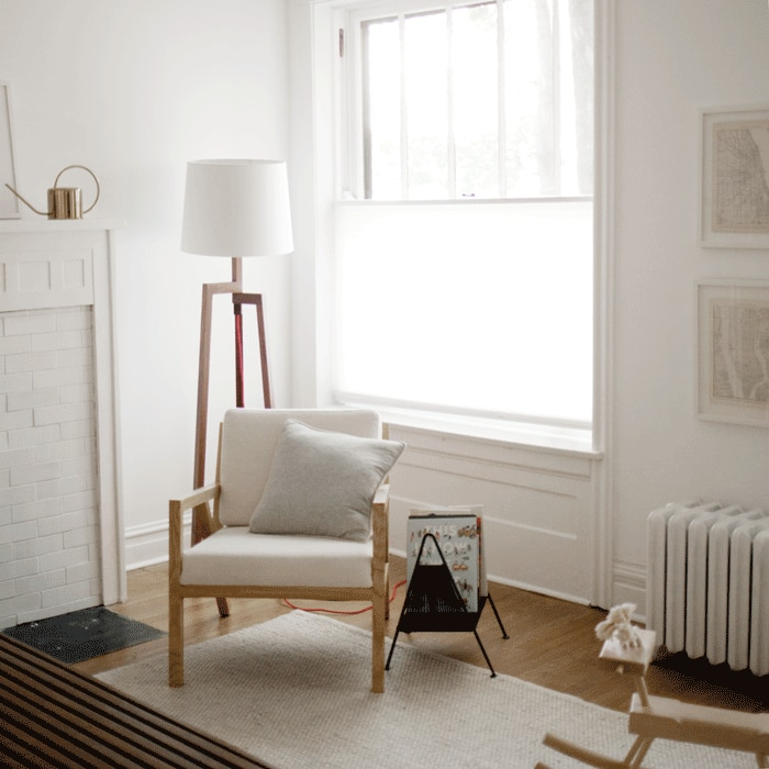 Chicago Craigslist Apartments: Minimalism And Creating A Cozy Family Home: Amanda Jane