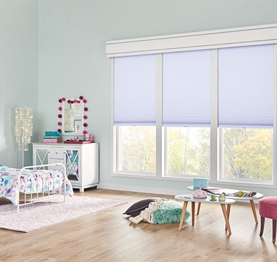 Vertical Cellular Shades At Blindscom
