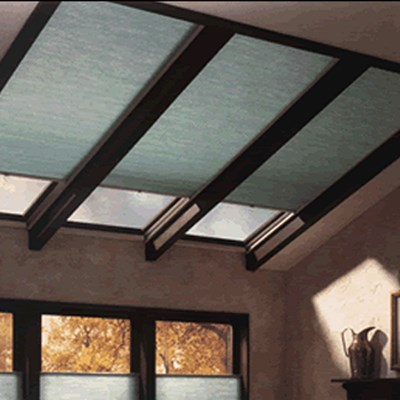 accordia light filtering cellular skylight brand levolor