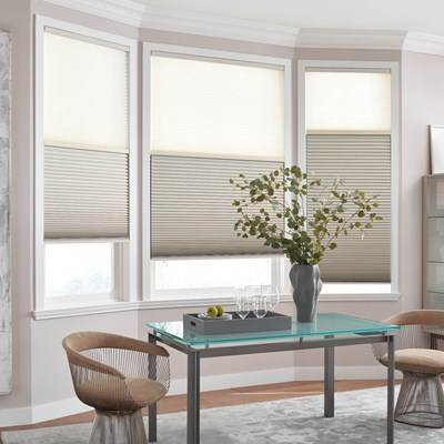 our blinds combination of master products silhouette a la inner com drapes