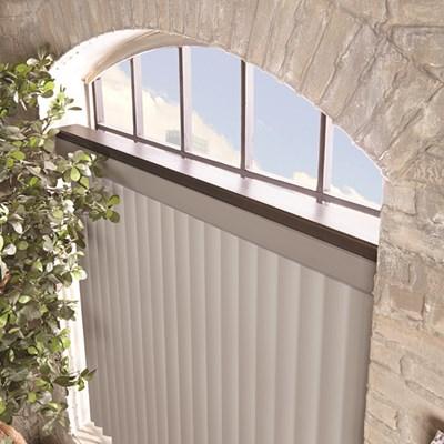 Custom Wood Window Arch Blinds Com