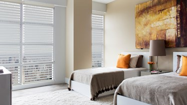 "Blinds.com: Manhattan 2"" Sheer Shadings"