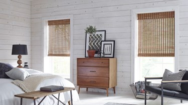 Blinds.com: Economy Woven Wood Shade