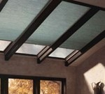 Levolor: Accordia Light Filtering Skylight Cellular Shade