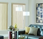 Bali: S-Shaped Vertical Blind