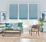 Bali: DiamondCell Light-Filtering Honeycomb Shade