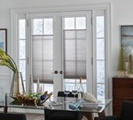 Blinds.com: French Door Light Filtering Cellular Shade