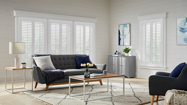 Norman Woodlore Plantation Shutter | Blinds.com
